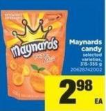 Maynards Candy - 315-355 g