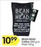 Bean Head Coffee