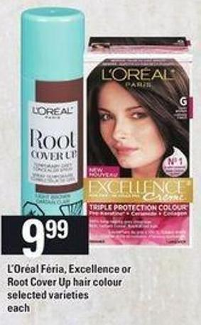 L'oréal Féria - Excellence Or Root Cover Up Hair Colour