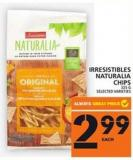 Irresistibles Naturalia Chips