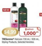 Tresemme Haircare 739 Ml / 828 Ml - Styling Products
