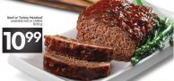 Beef or Turkey Meatloaf