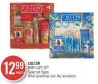 Calgon Bath Gift Set