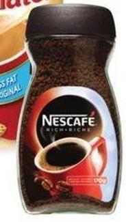 Nescafé Rich Blend Instant Coffee 170g