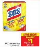 S.o.s. Soap Pads