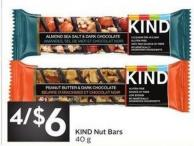 Kind Nut Bars 40 g