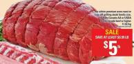 Top Sirloin Premium Oven Roast Or Cap-off Grilling Steak