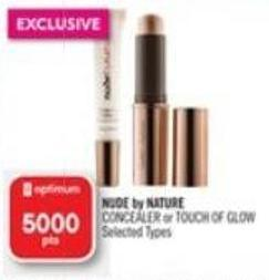 Nude By Nature Concealer or Touch Of Glow
