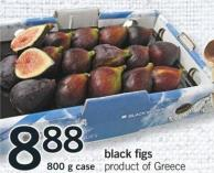 Black Figs - 800 G Case