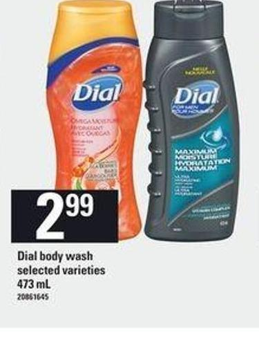 Dial Body Wash - 473 Ml