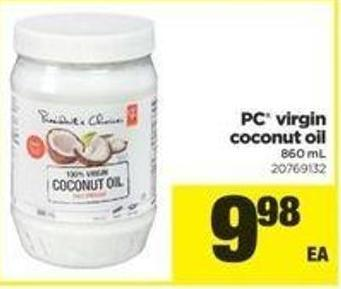 PC Virgin Coconut Oil - 860 Ml