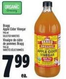 Bragg Apple Cider Vinegar 946 ml