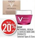 Vichy Neovadiol - Idealia or Dercos Skin Care Products