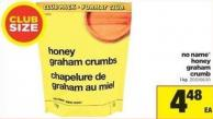 No Name Honey Graham Crumb - 1 Kg