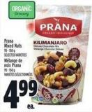 Prana Mixed Nuts 95 - 150 g