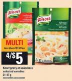 Knorr Gravy Or Sauce Mix - 21-47 G