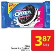 Oreo Double Stuff Cookies 523 g