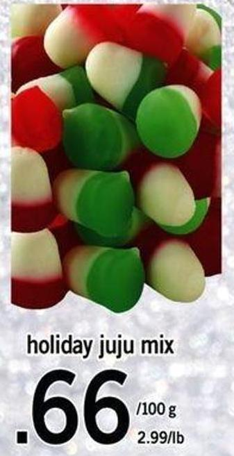 Holiday Juju Mix