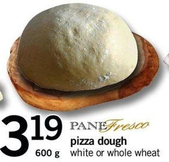 Pizza Dough - 600 G