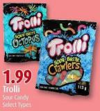 Trolli Sour Candy