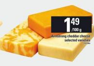 Armstrong Cheddar Cheese