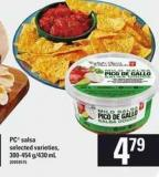 PC Salsa - 300-454 G/430 mL