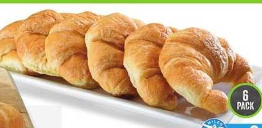 Croissants-8 Air Miles Bonus Miles