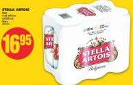 Stella Artois Beer - 6 Pk Tall Can 6x500 mL