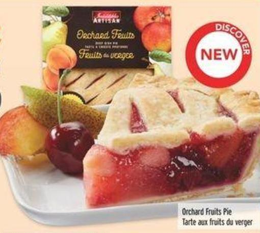 Orchard Fruits Pie on sale | Salewhale ca
