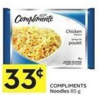 Compliments Noodles