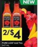 Pure Leaf Iced Tea 547 mL