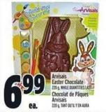 Arvisais Easter Chocolate 220 G