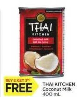 Thai Kitchen Coconut Milk 400 mL
