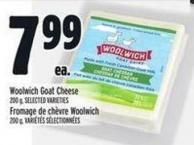 Woolwich Goat Cheese 200 g