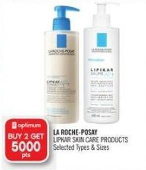 La Roche-posay Lipkar Skin Care Products