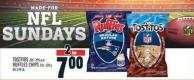 Tostitos 205 - 295 G Or Ruffles Chips 210 - 220 G Or 3.99 Ea.