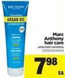 Marc Anthony Hair Care