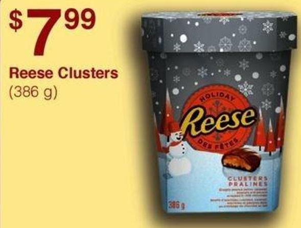 Reese Clusters - 386 G
