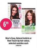 Nice N' Easy - Natural Insticts Or Root Touch Up Hair Colour