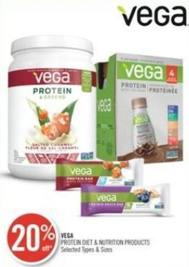 Vega Protein Diet & Nutrition Products