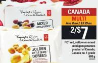 PC Red - Yellow Or Mixed Mini Gem Potatoes - 680 G