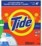 Selected Tide Cleaning Products