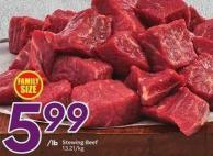 Stewing Beef