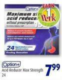 Option+ Acid Reducer Max Strength 24