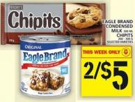 Eagle Brand Condensed Milk Or Chipits