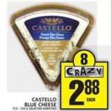 Castello Blue Cheese - 113/125 g