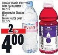 Glacéau Vitamin Water 591 ml