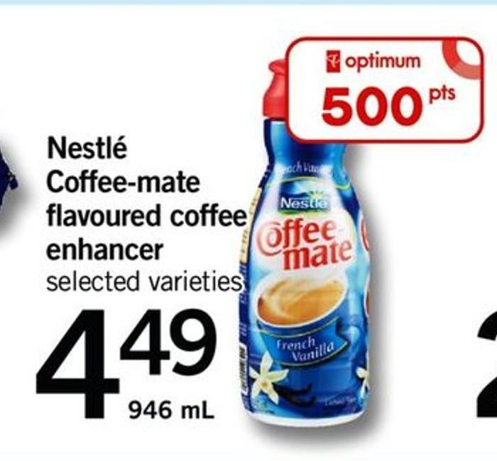 Nestlé Coffee-mate Flavoured Coffee Enhancer - 946 Ml