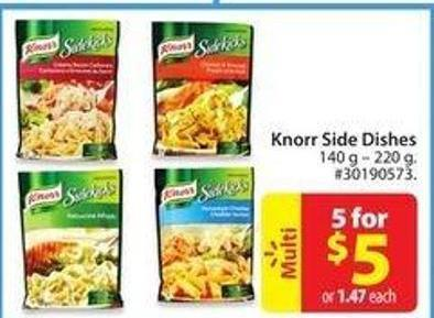 Knorr Side Dishes