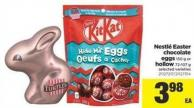 Nestlé Easter Chocolate Eggs - 150 G Or Hollow - 72-107 G